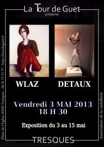 Wlaz - Detaux
