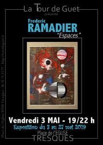 Affiche Frédéric Ramadier