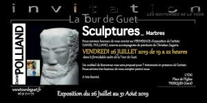 Invitation Daniel Polliand