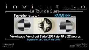 Invitation Frédéric Ramadier