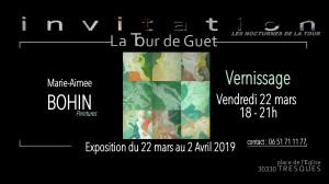 invitation tdg Marie Aimée BOHIN